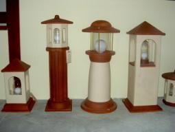 Keramiklampen für Außenbereich