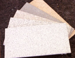 Granitbodenplatten