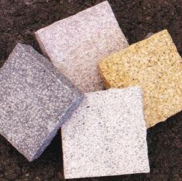 Granitpflasterplatte