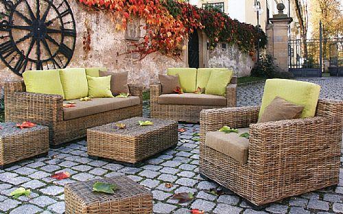 anwo rattanm bel rattan set 111 beliebig variable. Black Bedroom Furniture Sets. Home Design Ideas