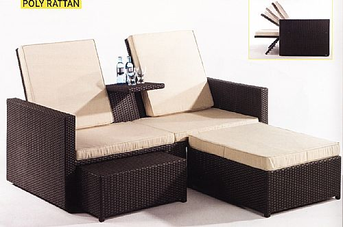 Balkonmobel Couch Ontspannenjezelfzijn