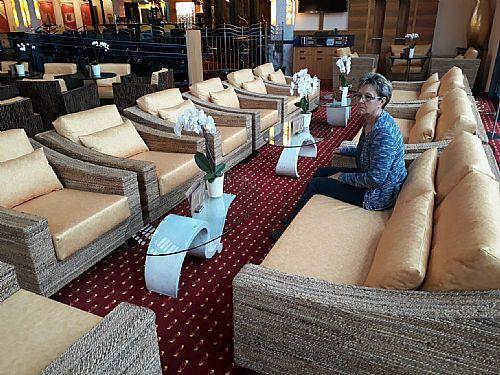 Lobby-Einrichtung Bad Schallerbach